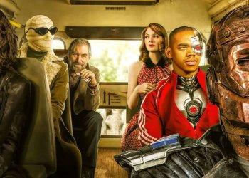 Doom Patrol novo trailer da segunda temporada