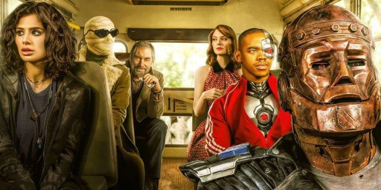 Doom Patrol - assistir séries online