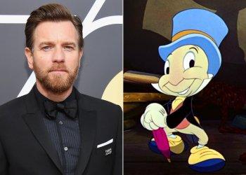 Ewan McGregor em Pinoquio da Netflix