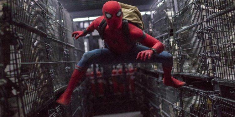 Homem-Aranha De Volta ao Lar na Netflix