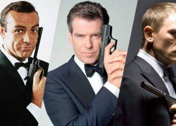 James Bond da franquia 007
