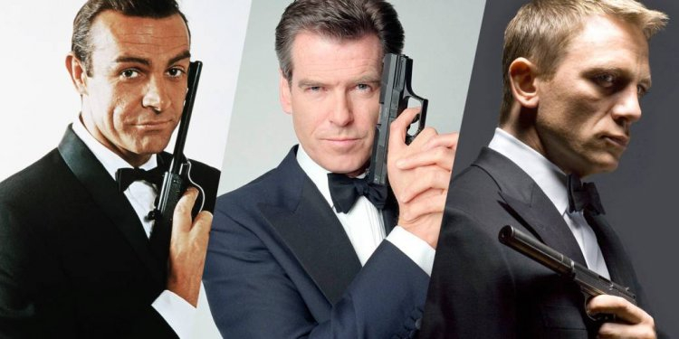 James Bond da franquia 007