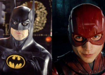 Michael Keaton batman the flash