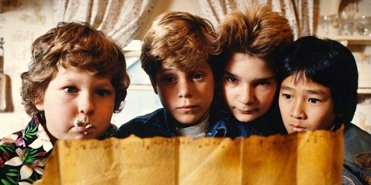 Filmes Os Goonies (1985)