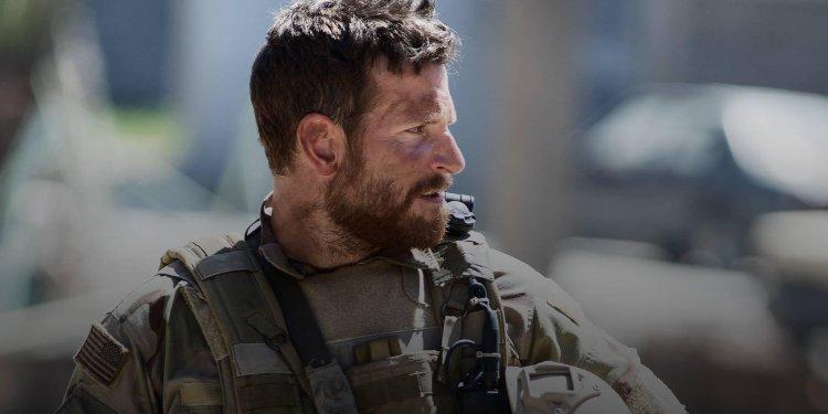 Sniper Americano na Netflix