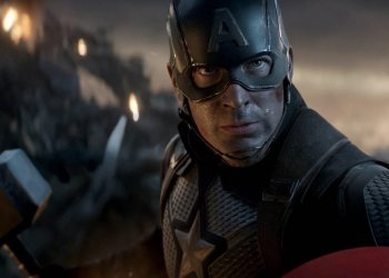 Capitão América em Vingadores: Ultimato