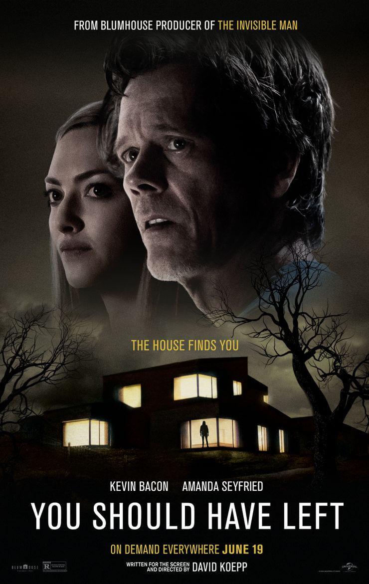 You Should Have Left   Novo filme da Blumhouse ganha trailer