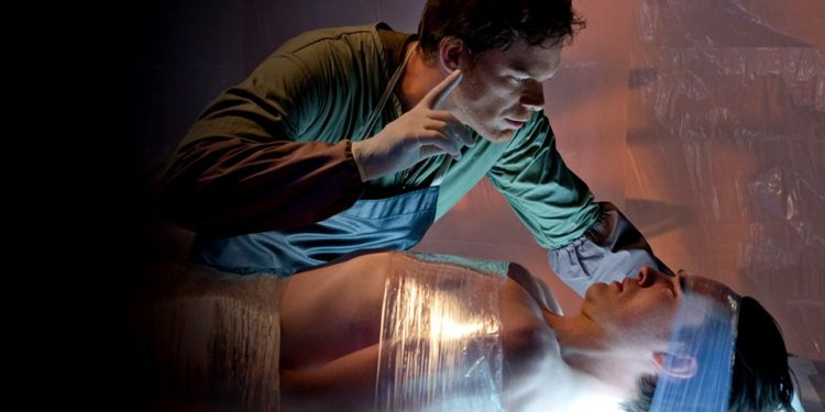 Dexter todas as temporada no Amazon Prime Video