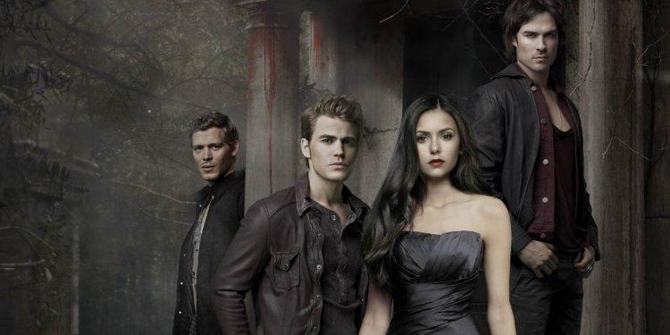 Por onde anda o elenco de The Vampire Diaries?
