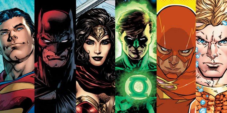 DC FanDome com DC Comics e Arrowverse