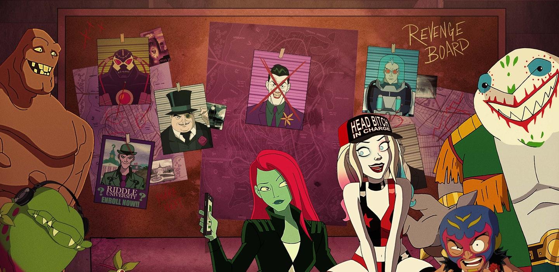 Harley Quinn terceira temporada