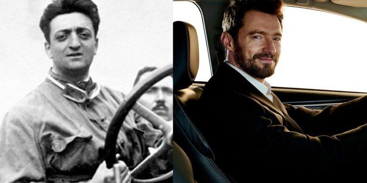 Hugh Jackman será Ferrari