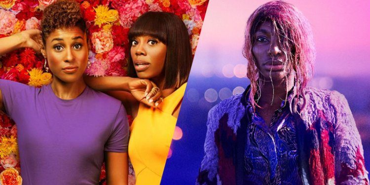 Insecure e I May Destroy You séries da HBO