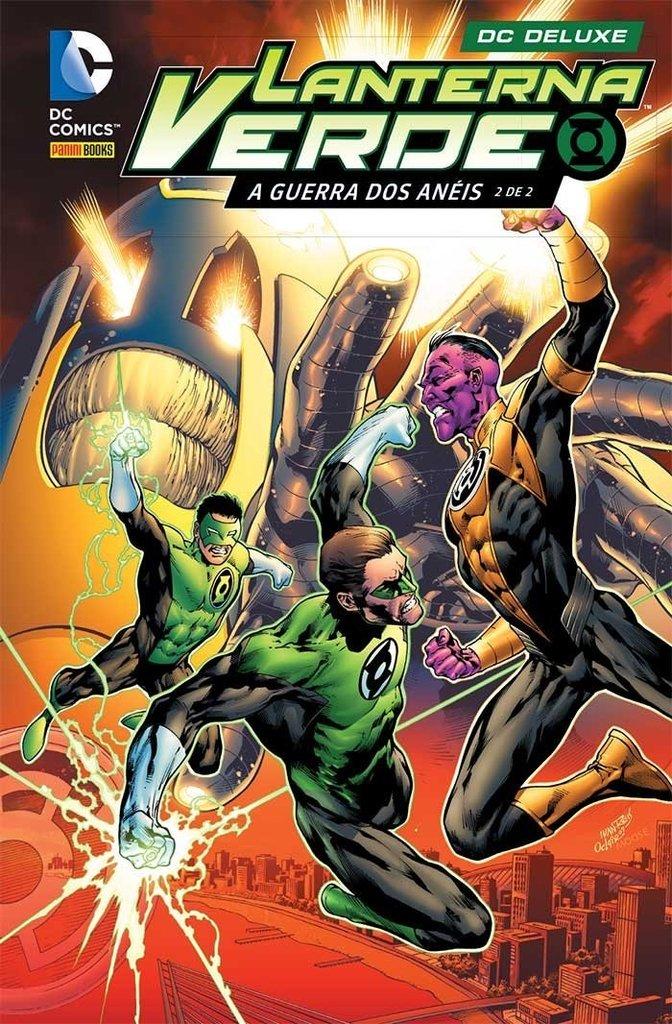 Lanterna Verde: A Guerra dos Anéis 2