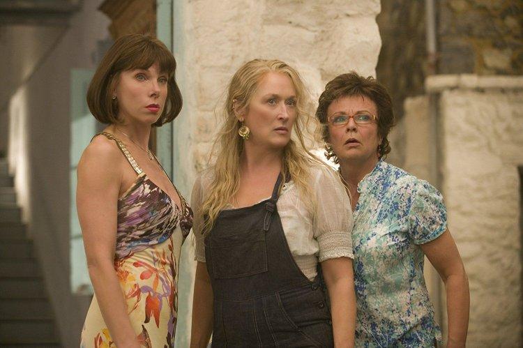 Meryl Streep em Mama Mia!