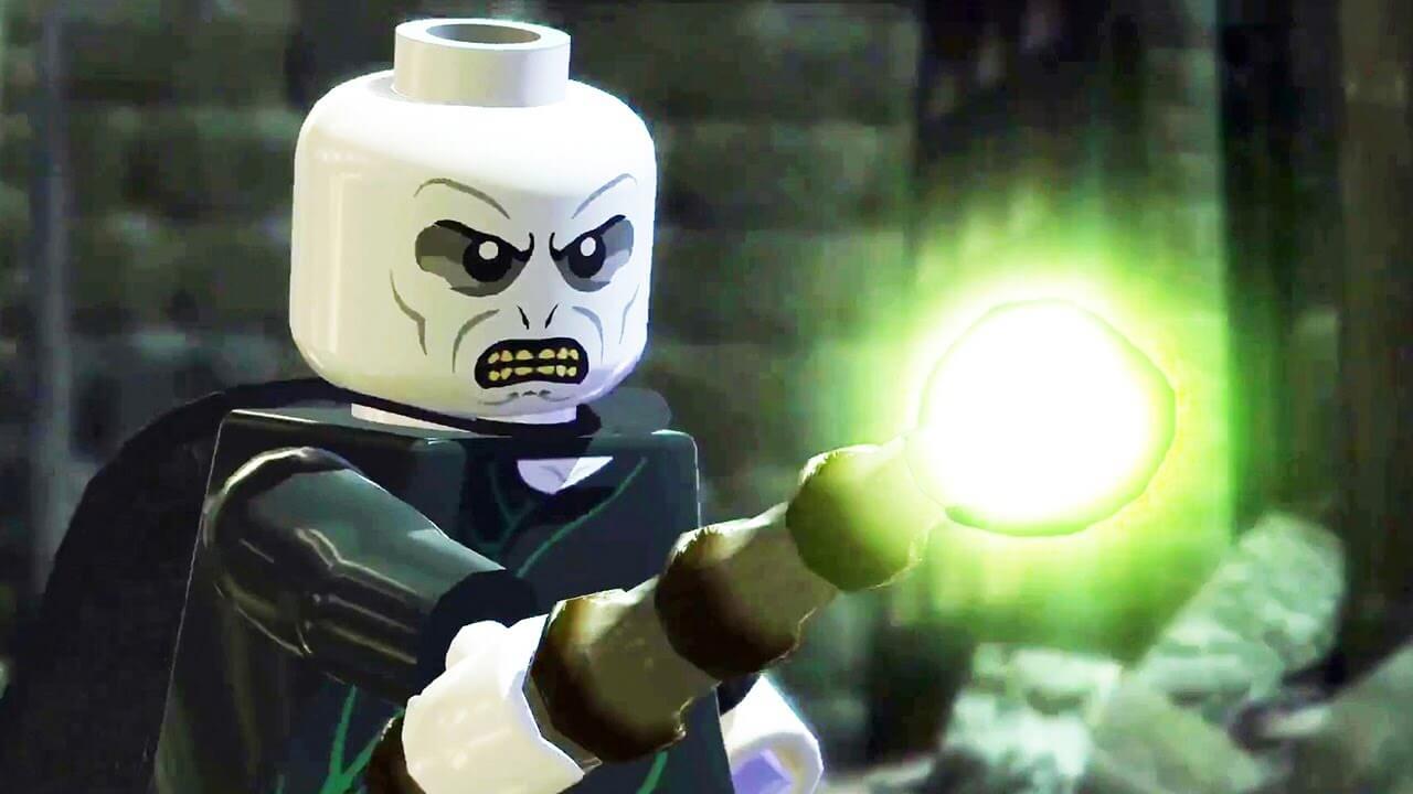 Eddie Izzard Lord Voldemort