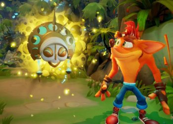 Crash Bandicoot 4: It's About Time é anunciado