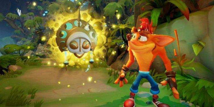Crash Bandicoot 4: It's About Time é anunciado