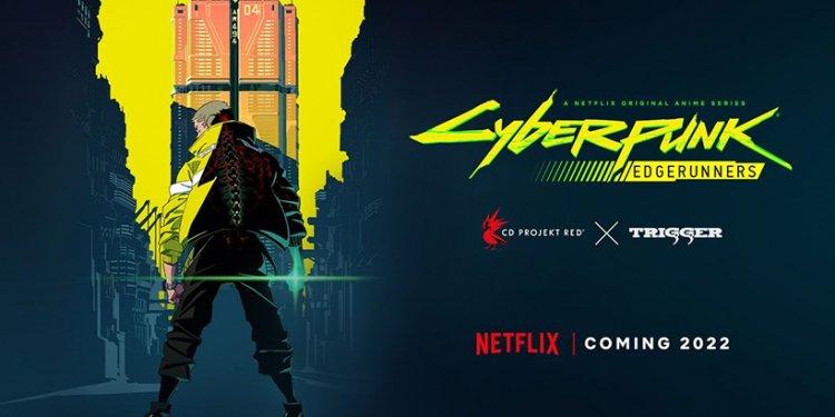 Cyberpunk: Edgerunners anime