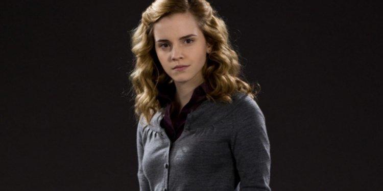 Emma Watson JK Rowling