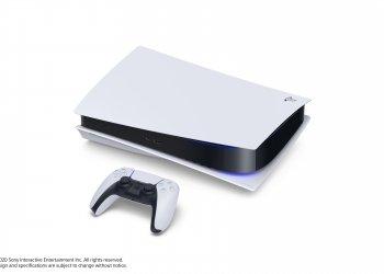 Sony revela o visual do PlayStation 5
