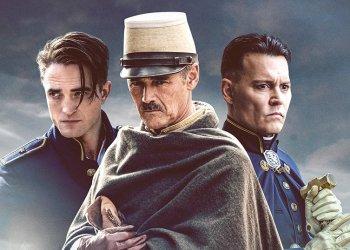 Robert Pattinson e Johnny Depp estrelam drama