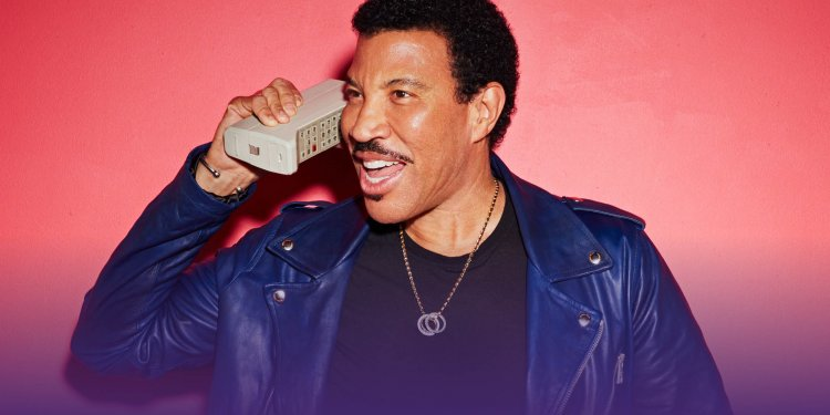 All Night Long Lionel Ritchie