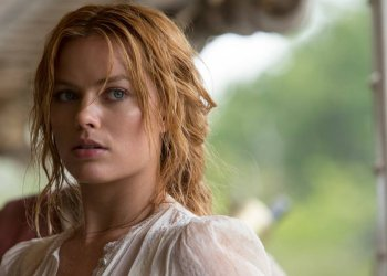 Margot Robbie Piratas do Caribe
