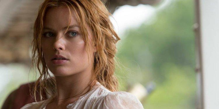 Margot Robbie Piratas do Caribe