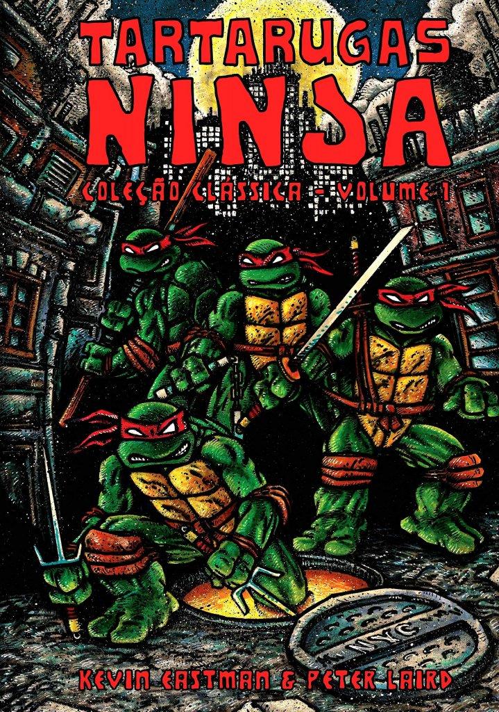 Tartarugas Ninja Ler é Bom, Vai!