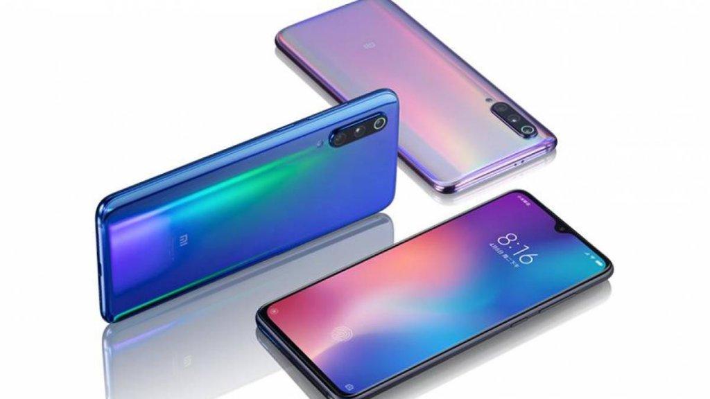 Xiaomi que se destaca é o Mi 9