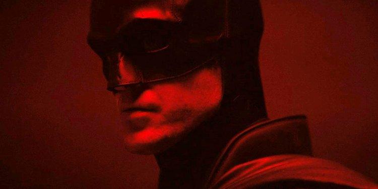 The Batman filme como Robert Pattinson