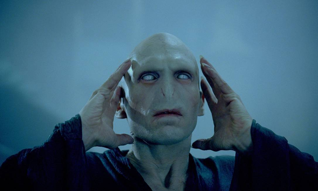 Ralph Fiennes como Lord Voldemort