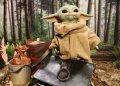 Action Figure do Baby Yoda / Divulgação