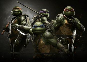 As Tartarugas Ninja novo filme