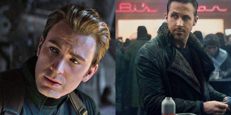 Ryan Gosling e Chris Evans em filme da Netflix