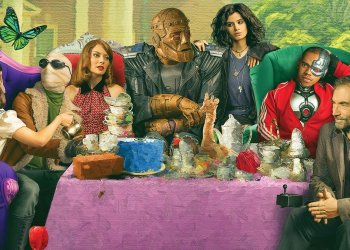 DC Comics Doom Patrol