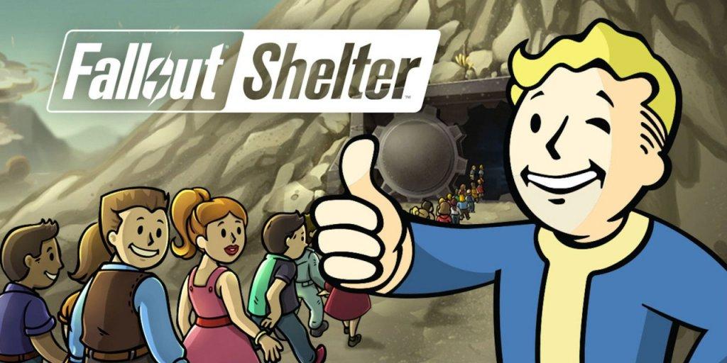Fallout Shelter para PS4
