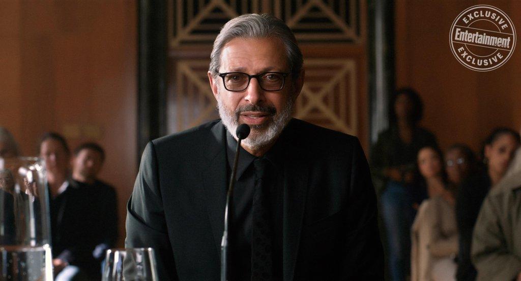 Jeff Goldblum em Jurassic World: Reino Ameaçado