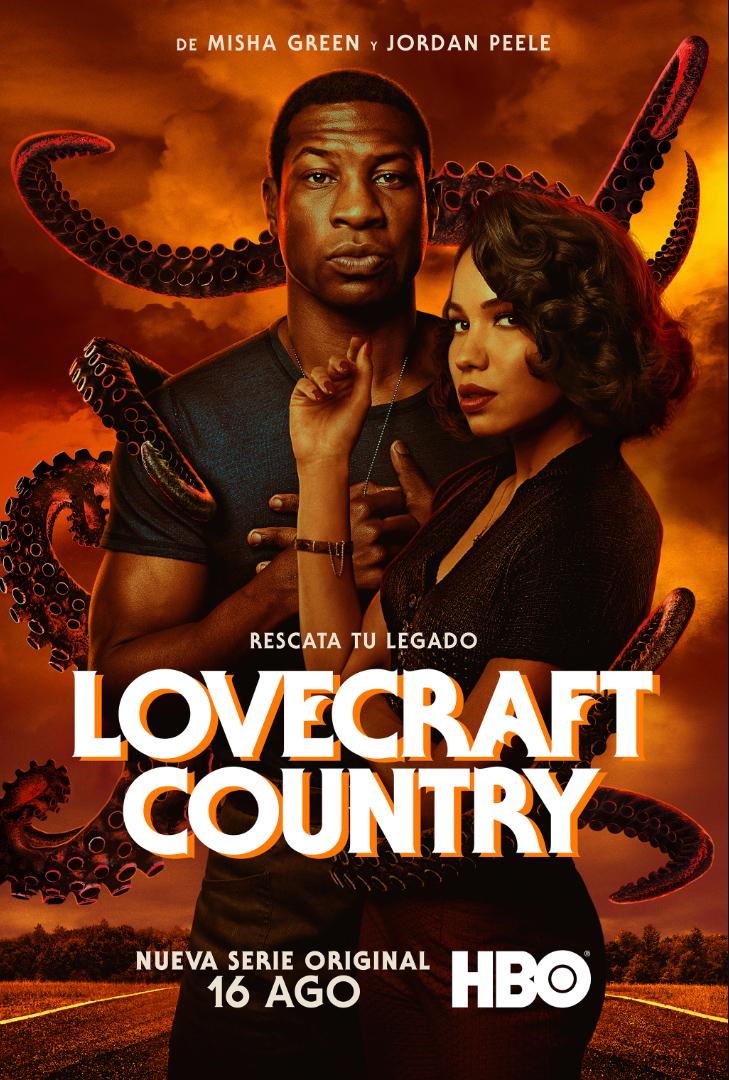 Lovecraft Country cartaz da HBO