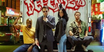 The Defenders da Netflix Os Defensores MCU