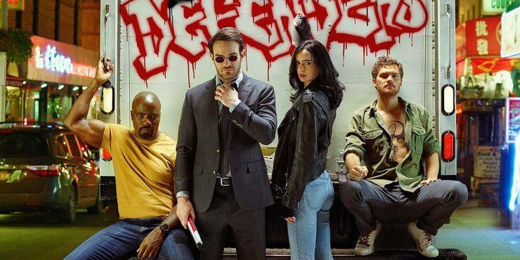 The Defenders da Netflix