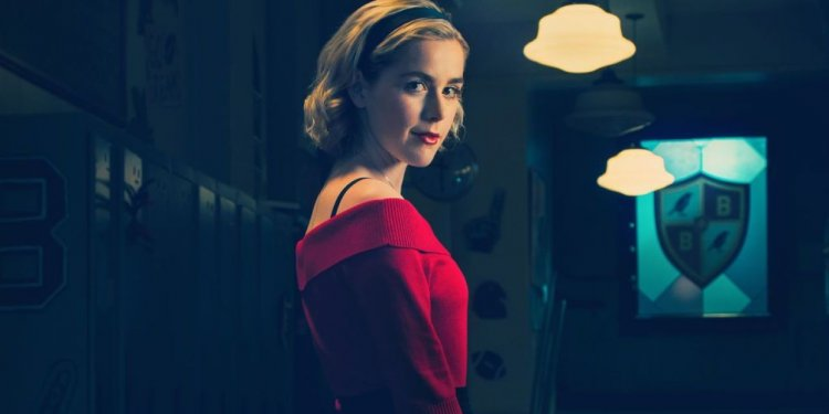O Mundo Sombrio de Sabrina   Série é cancelada pela Netflix
