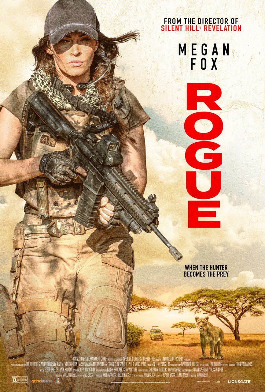 Rogue com Megan FOX