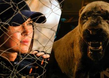 Rogue filme com Megan Fox