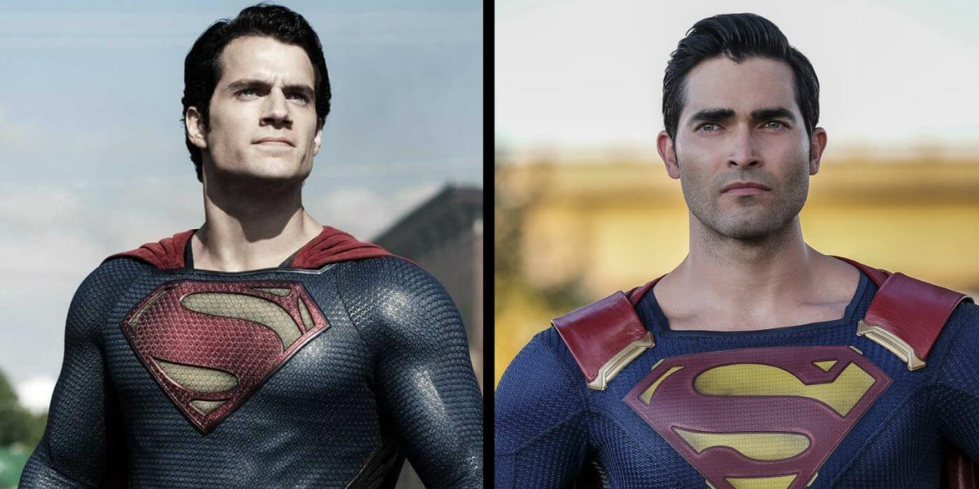 Superman no Arrowverse e DCEU