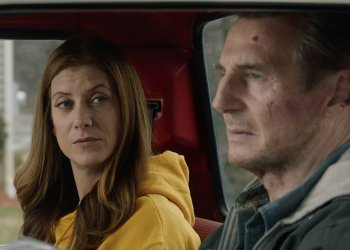 Honest Thief com Kate Walsh e Liam Neeson
