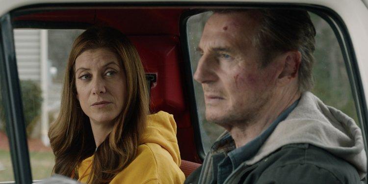 Honest Thief com Kate Walsh e Liam Neeson