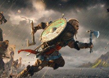Assassin's Creed: Valhalla revela seu gameplay