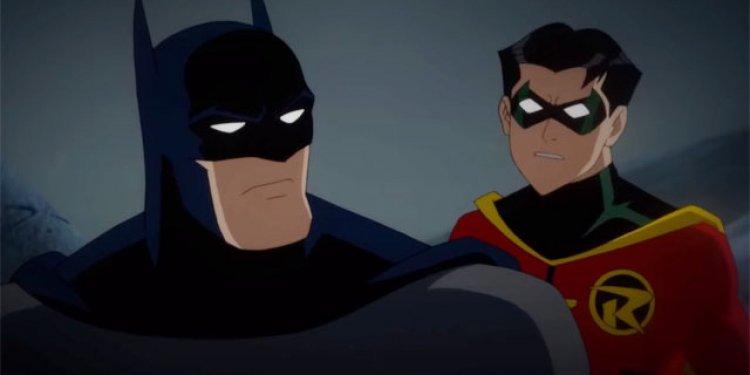 Batman: Morte em Família   Animação interativa
